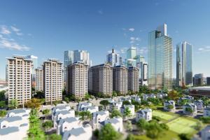 Dự án khu đô thị Thanh Hà Mường Thanh