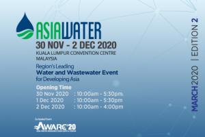 Triển lãm ASIAWATER lần thứ 11 tại Malaysia
